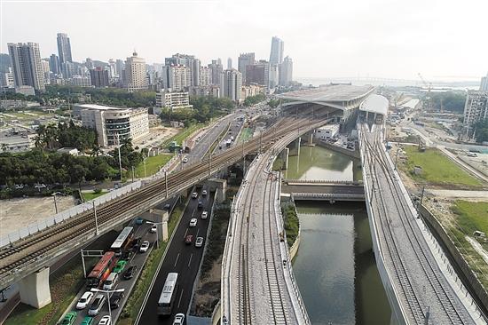 珠机城轨车次公布 每天23对动车