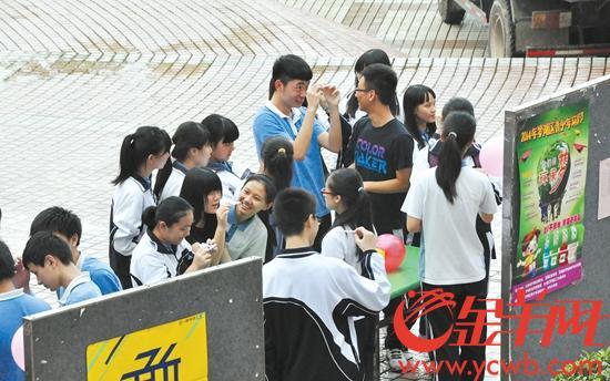 深圳中考人数再增一成 高中学位够吗?