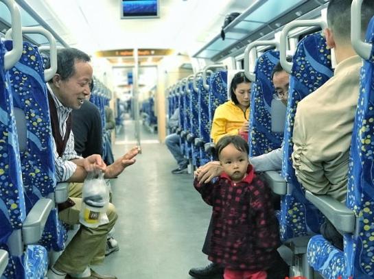 向美好沙龙国际网站出发 开往广西的幸福列车