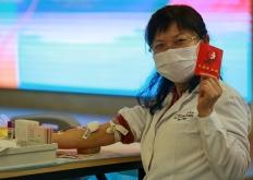 熱血同行,眾心抗疫!廣州市第一人民醫院醫護工作者獻血活動