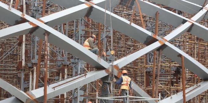 杭州亚运会在建场馆及设施项目有序复工