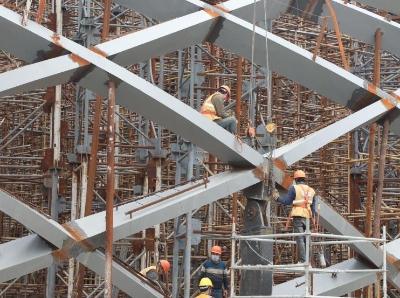 杭州亞運會在建場館及設施項目有序復工