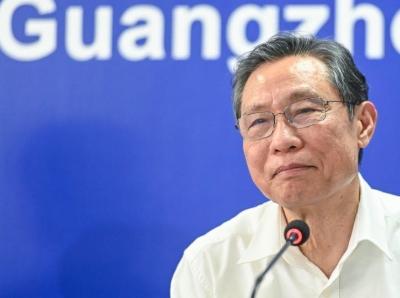 鐘南山:新冠肺炎疫情首先出現在中國 但不一定發源于中國