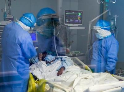 直击武汉大学人民医院东院ICU病房