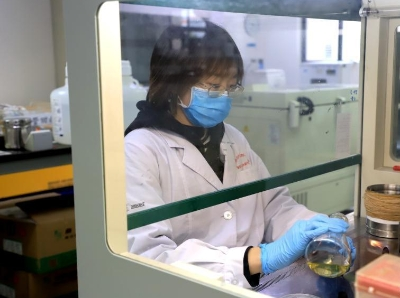 探访厦门大学国家传染病诊断试剂与疫苗工程技术研究中心