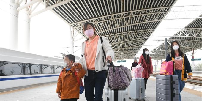 湖北除武汉外铁路客运站恢复运营