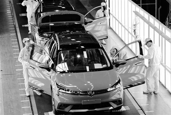 广州汽车市场谋求逆势而上