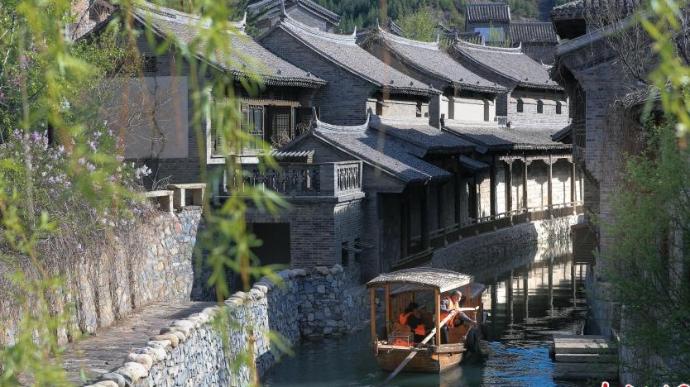 北京古北水镇景区恢复开放