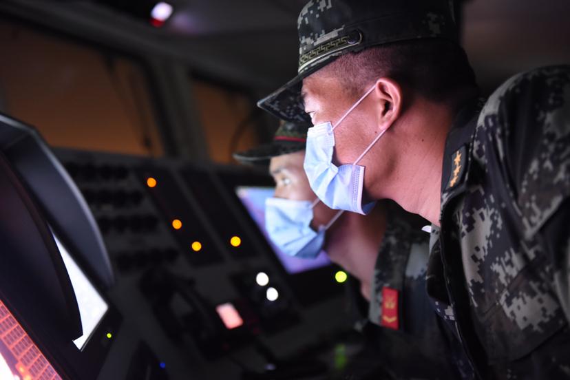"""广东海警局开展""""净海2020""""专项行动,15天查获178起案件"""