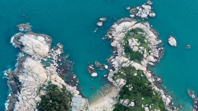 探访粤东海岛和港湾大美风光