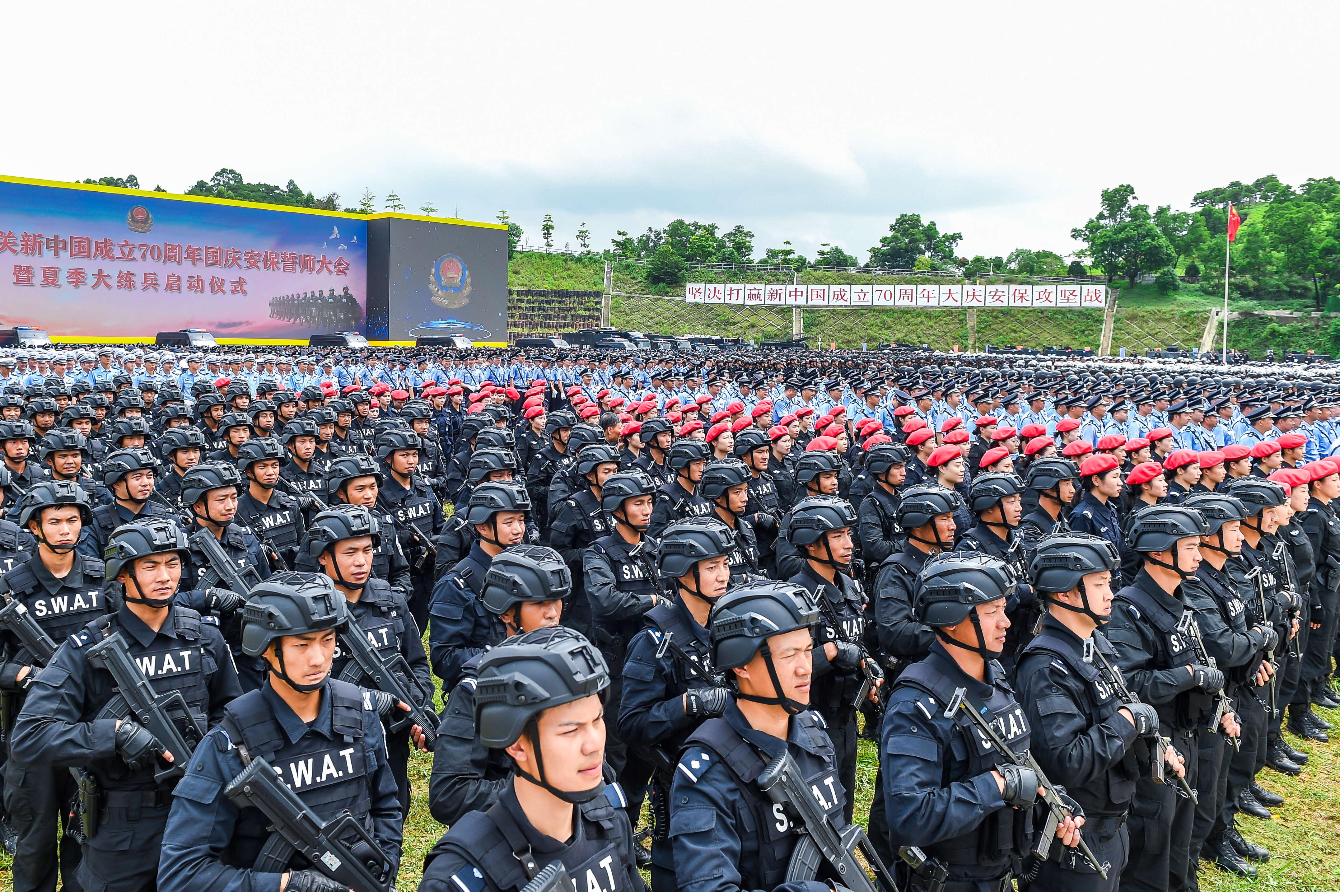 广东2019年群众安全感上升1.77%