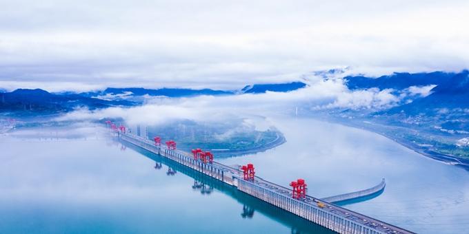 长江三峡水库持续腾库防汛