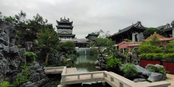 探訪廣州粵劇藝術博物館