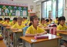 廣州學生在校內可不戴口罩