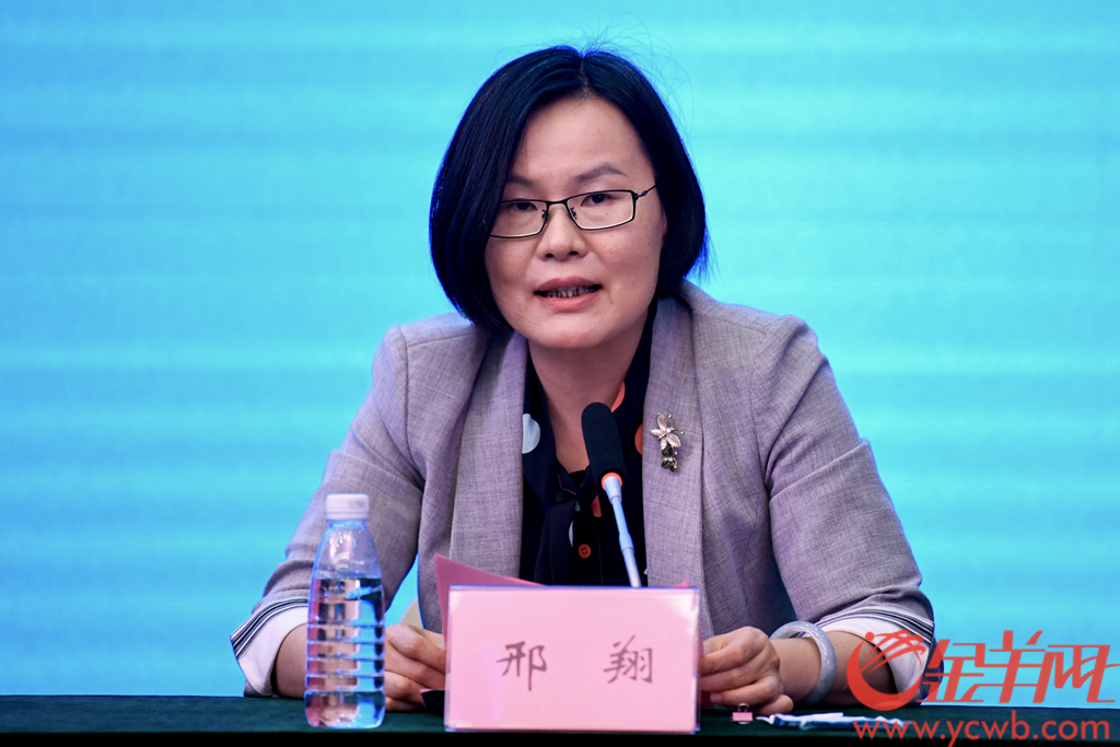 广州市花都区委副书记、区长邢翔