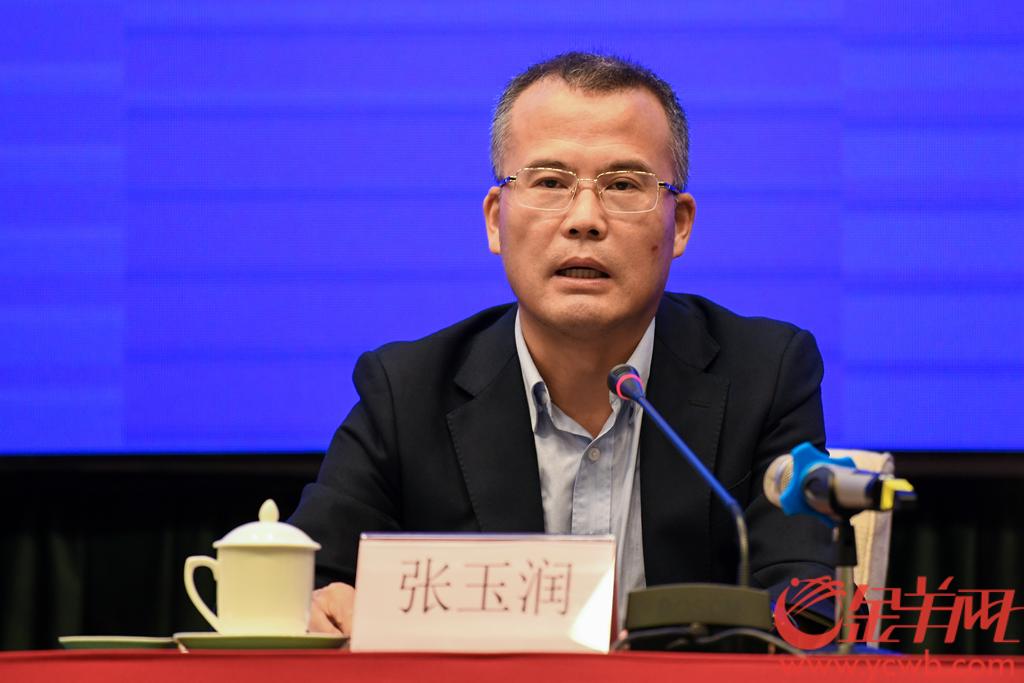 广东省卫生健康委副主任 张玉润