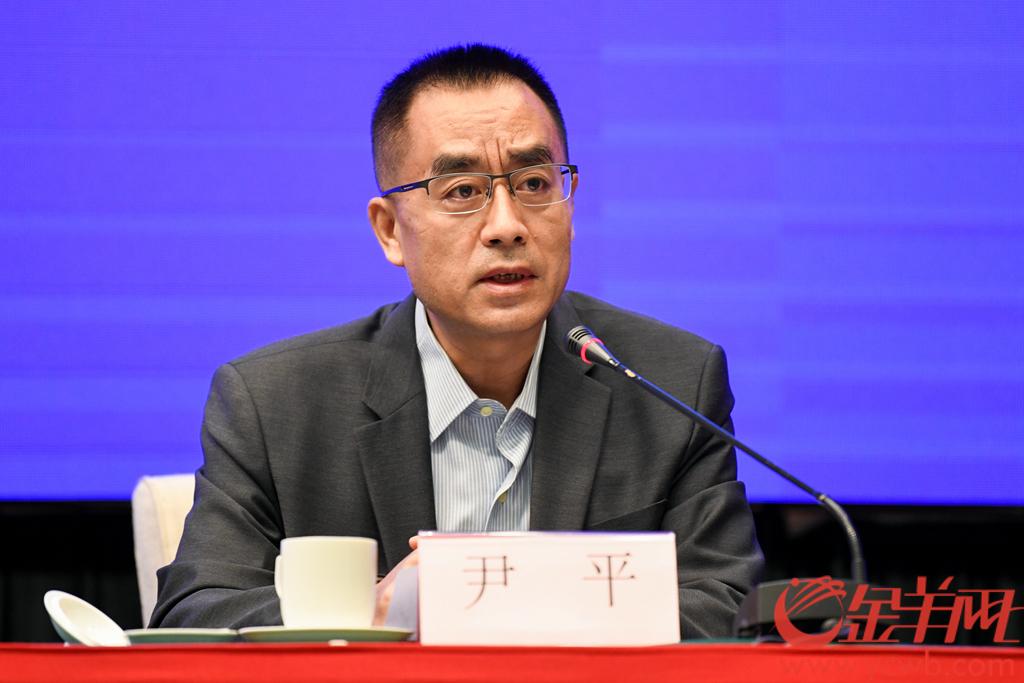 广东省精神卫生中心心理咨询科主任 尹平