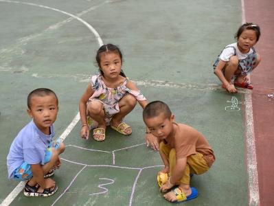【關注鄱陽洪水】受災居民安置點五一中心學校