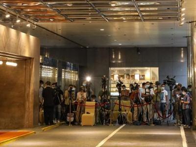 """""""内地核酸检测支援队""""7名""""先遣队""""队员抵达香港"""