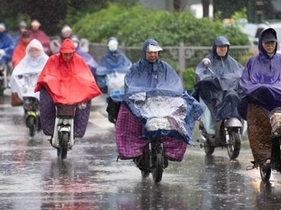 山西迎入汛以来最强降雨天气过程