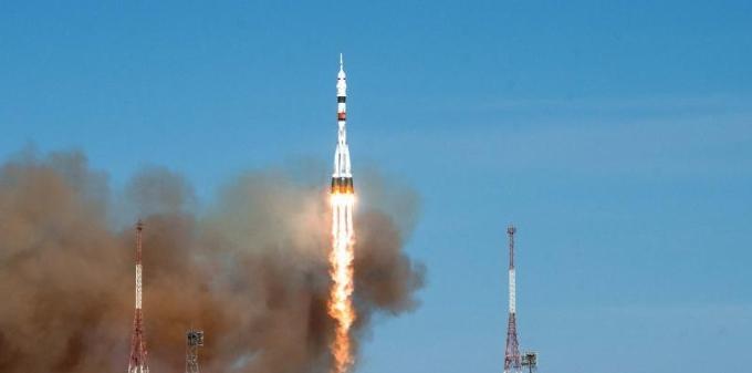 创纪录!俄载人飞船仅用3小时抵达国际空间站