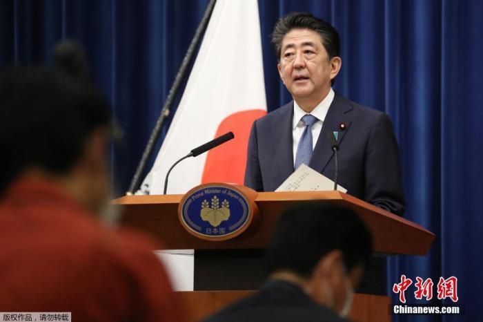 日本前首相安倍晋三参拜靖国神社 系卸任后第二次