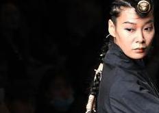 中国国际时装周上演来自西藏的时尚主题秀