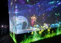第十届广州国际灯光节闭幕 十周年灯光作品展示获圆满成功