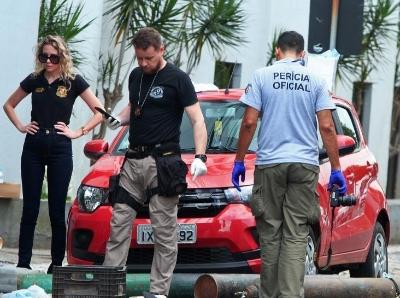 巴西发生银行抢劫案 武装劫匪与警方发生激烈交火
