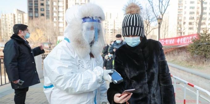 北京:科技助力核酸检测