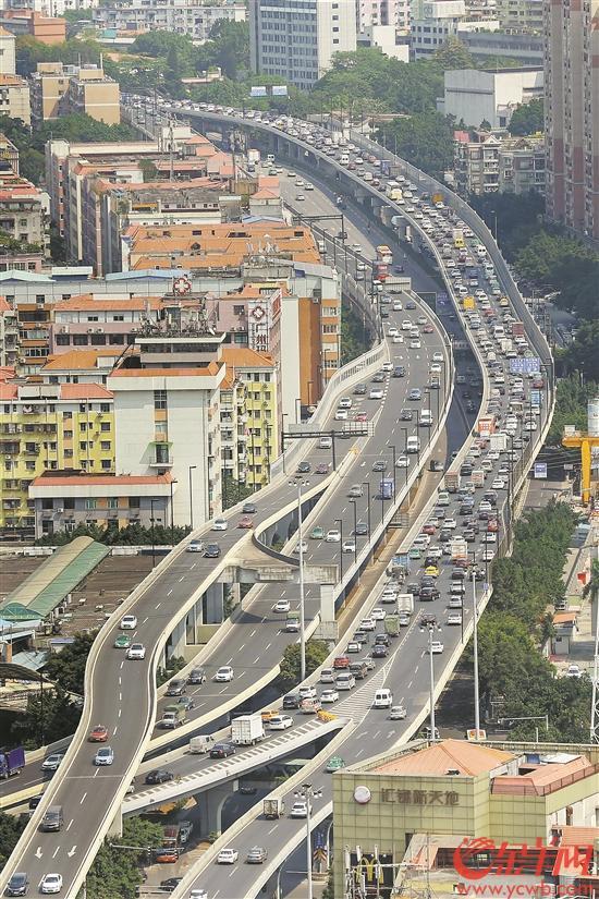 新规划来了!广佛交界将增80条道