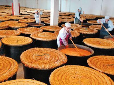 浙江湖州:传统酿醋 香飘海外