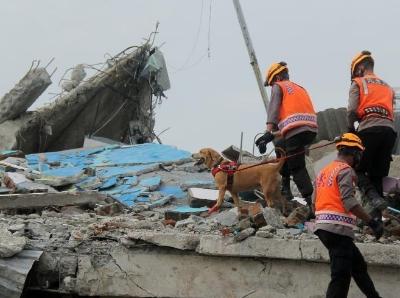 印尼强震已致78人死 搜救工作持续进行