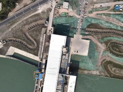 四川岷江犍为航电枢纽增设仿生态鱼道