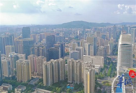 二手叫价18万元/平方米不是珠江新城的全部