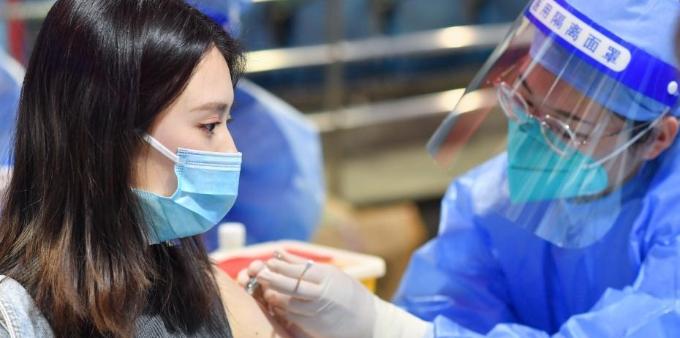 北京累计52万高校师生员工已接种新冠疫苗