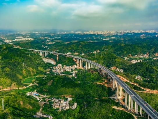 """沿线30万人期盼!广东这条高速将助力三华李""""香飘四海"""""""