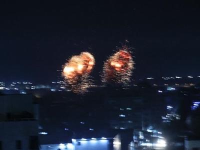 打破停火协议!以色列再度对加沙发动空袭