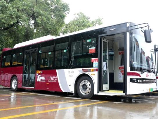 上新!广州近500辆全新纯电动公交车投入营运
