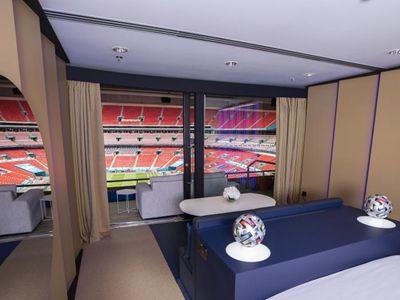 欧洲杯推出体育馆豪华套房 看决赛住宿用餐一条龙