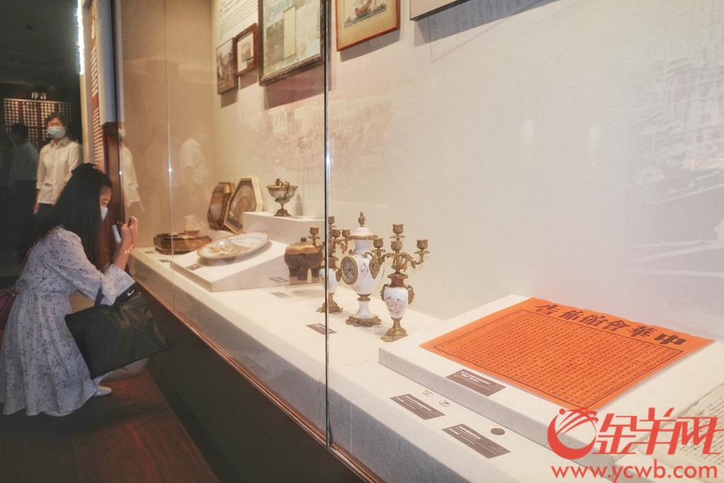 7月9日上午,广州华侨博物馆正式开馆,为羊城再添侨文化新名片。羊城晚报全媒体记者 宋金峪 摄
