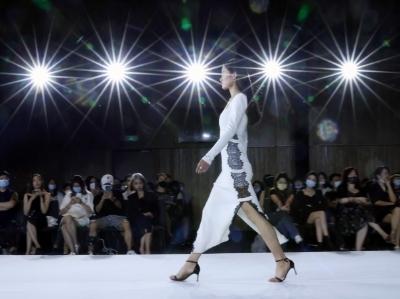 2021龙腾精英风尚模特大赛总决赛在北京举行