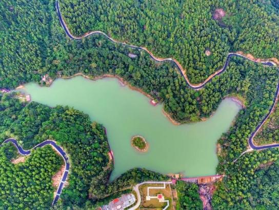 广州又增周末好去处,白江湖森林公园明日开园