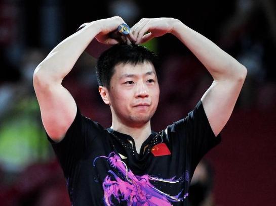 乒乓球男单中国队摘金夺银