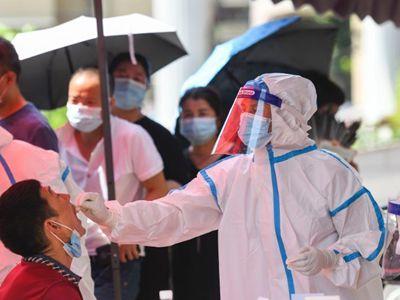 长沙市天心区对重点区域和人员核酸检测