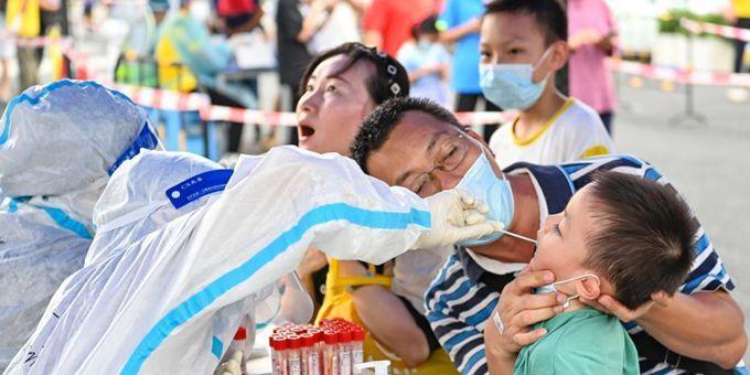珠海开展全市全员核酸检测