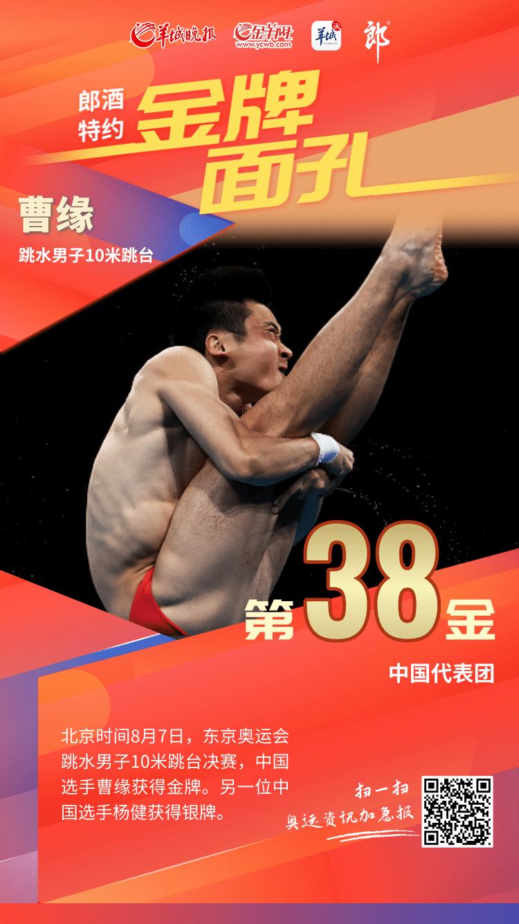 【金牌面孔】中国包揽男子10米跳台金银牌