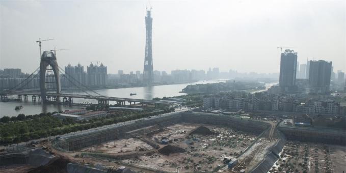 """无意间,我拍了一部珠江新城""""成长史"""""""