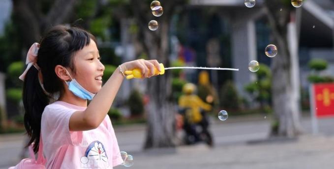 抓住暑假小尾巴,广州孩童尽享假期快乐时光