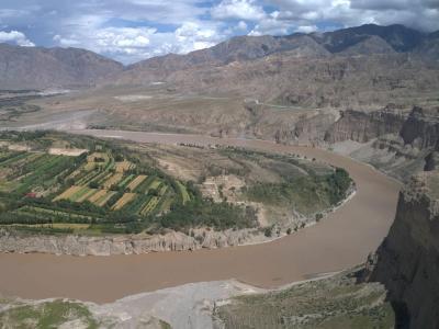 黄河实现连续22年不断流
